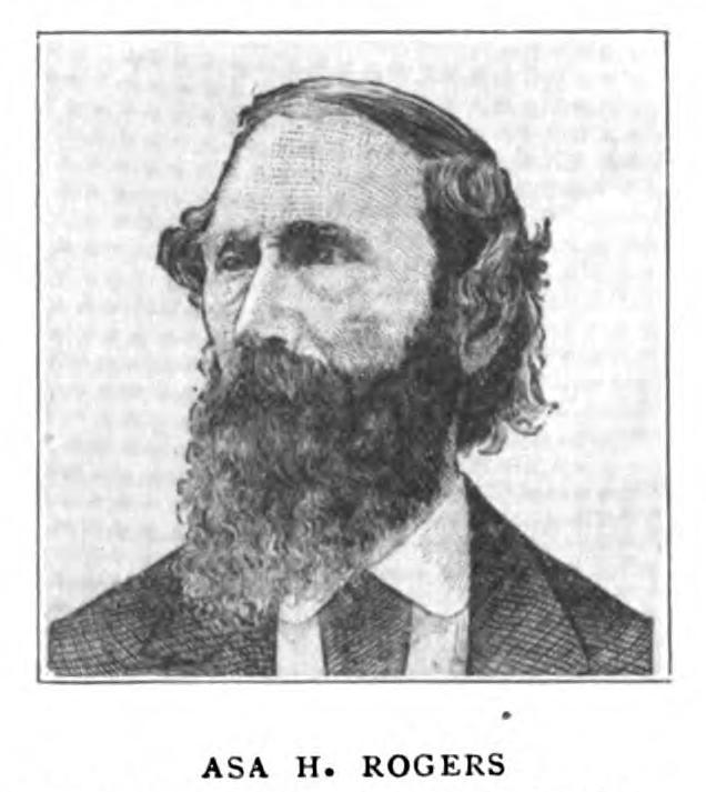 Asa Harris Rogers
