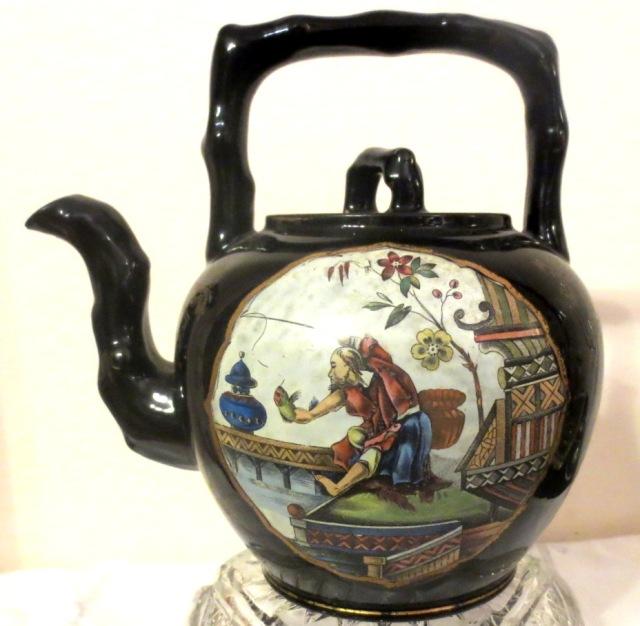 Dudson RSR Teapot