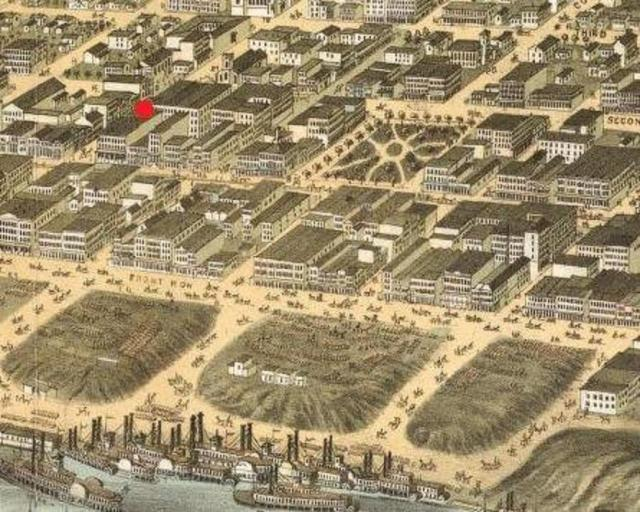 10. 1870 Memphis